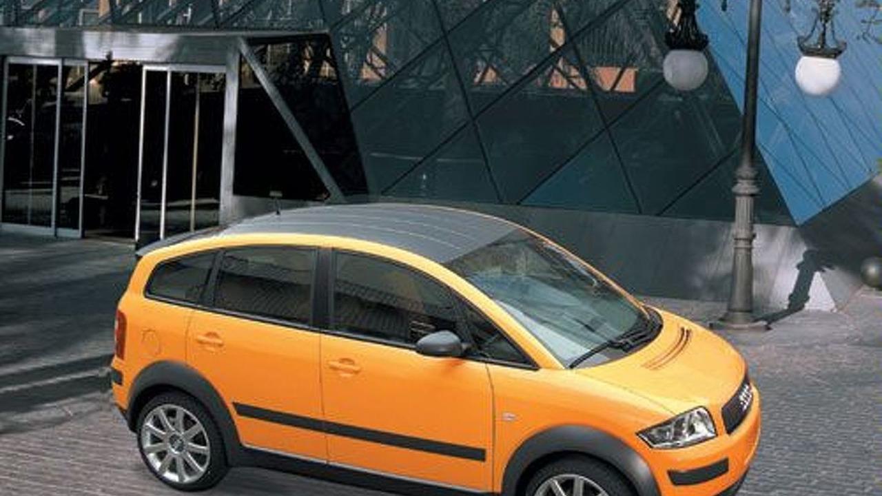 Audi A2 colour.storm