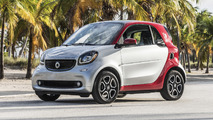 2017 Smart ForTwo Electric Drive: Review