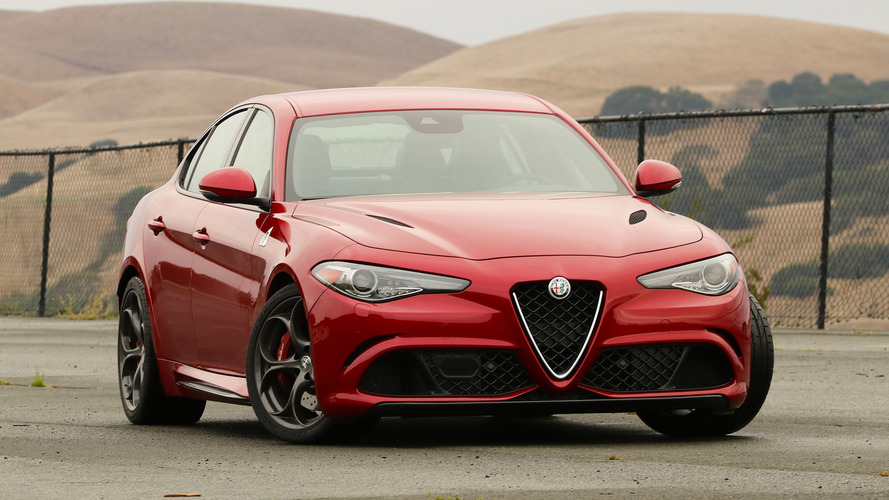 The most expensive 2017 Alfa Romeo Giulia is $87,670
