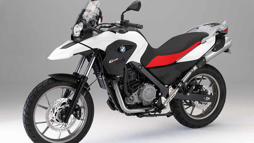The 650 Has Effectively Been Replaced By The F700GS, And The Growing  Popularity Of Small Bore Sporties From Other Manufacturers And BMWu0027s Own  310GS Means ...
