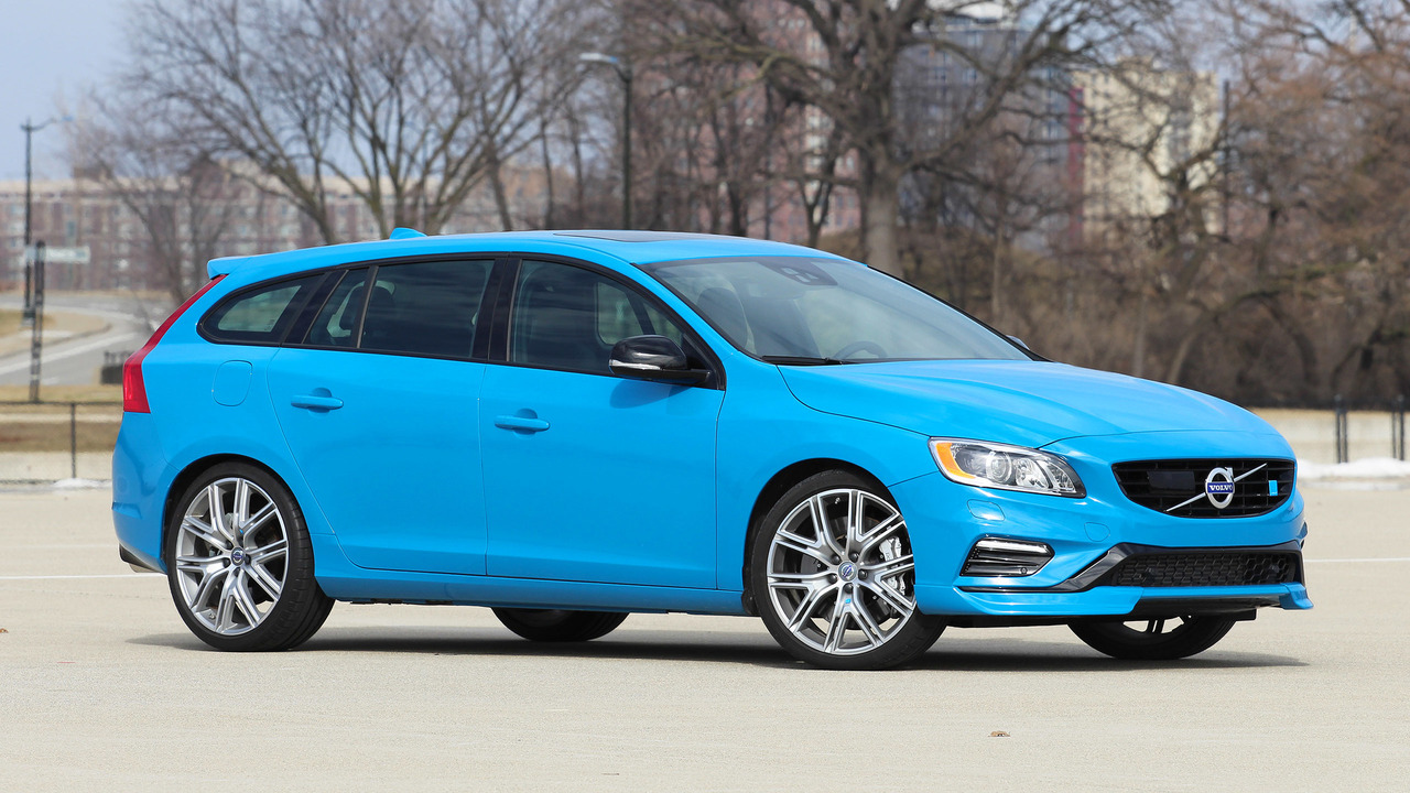 2017 Volvo V60 Polestar: Review