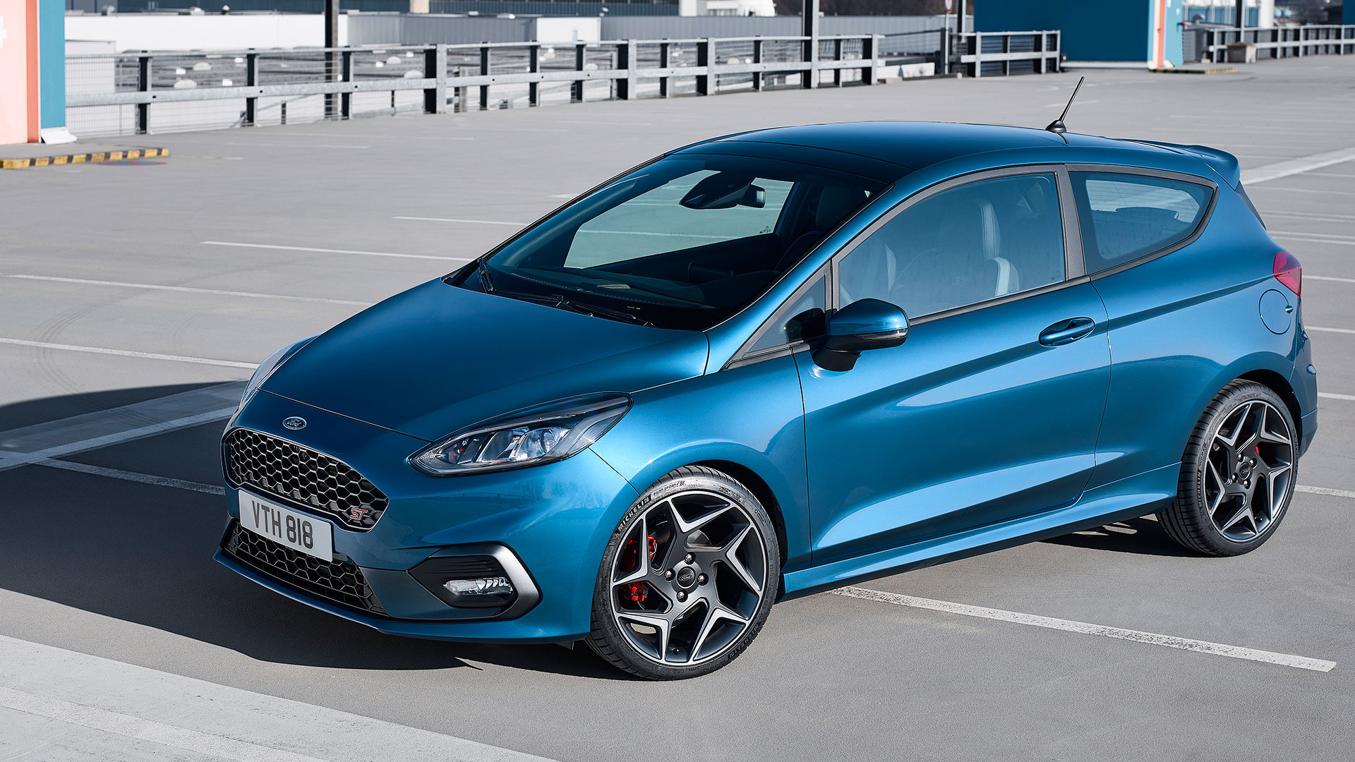 2017 - [Ford] Fiesta MkVII  - Page 13 2018-ford-fiesta-st