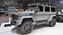 2017 Brabus 550 Adventure 4x4² based on the Mercedes G500 4x4²