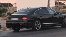 2018 Audi A8 New Spy Photos