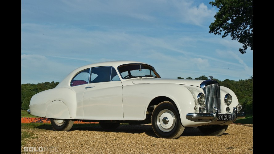 Bentley R-Type Continental Fastback Sports Saloon by H.J. Mulliner & Co.