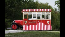 Ford Model AA Cretors Popcorn Truck