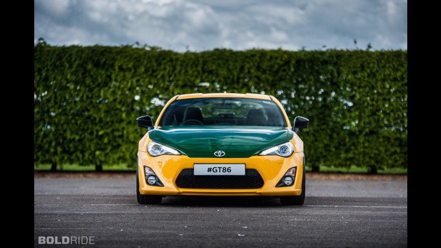 Toyota GT 86 Yatabe Speed Trial