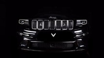 Vilner Jeep Grand Cherokee SRT