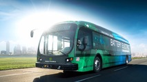 Proterra Catalyst E2 electric bus