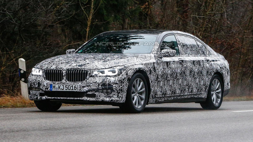 2016 BMW 7-Series to offer new high-tech options