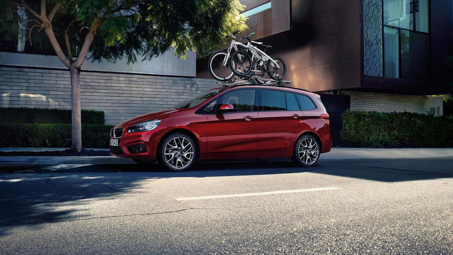 BMW 2-Series Gran Tourer shows its practical side in Geneva