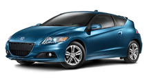 2015 Honda CR-Z (US-spec)