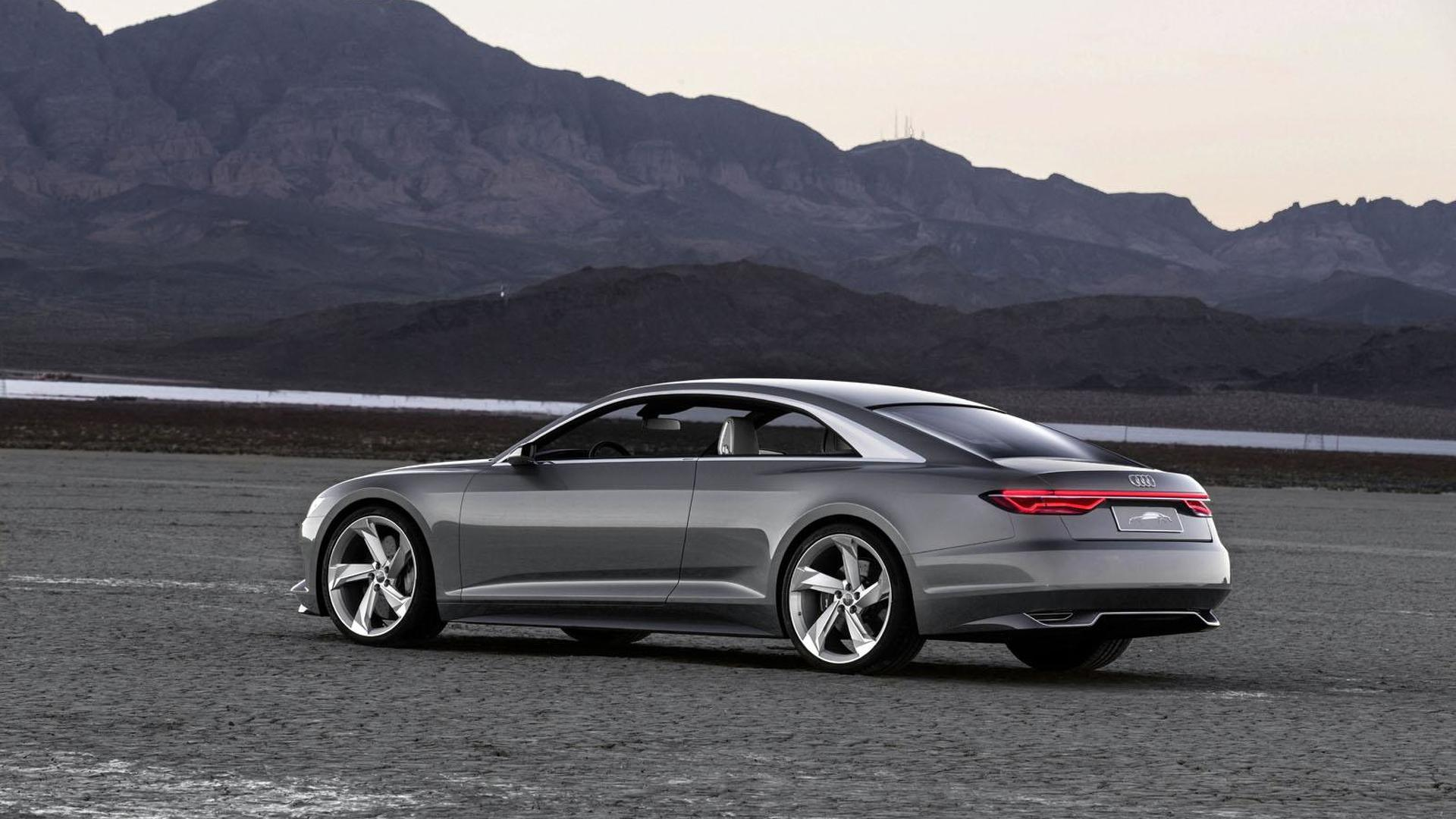 2015 Audi Prologue Piloted Driving