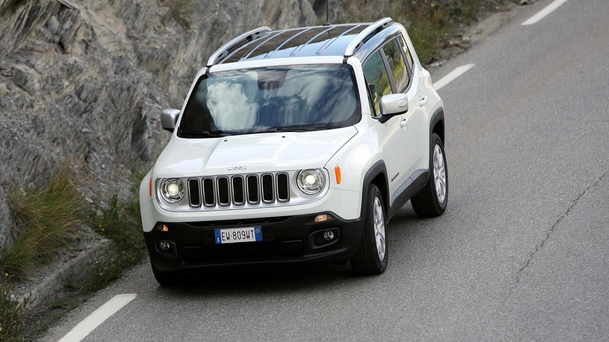 Jeep could build sub-Renegade crossover