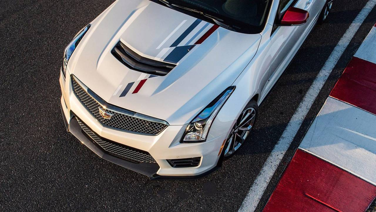 2018 cadillac ats v cts v championship edition photo. Black Bedroom Furniture Sets. Home Design Ideas
