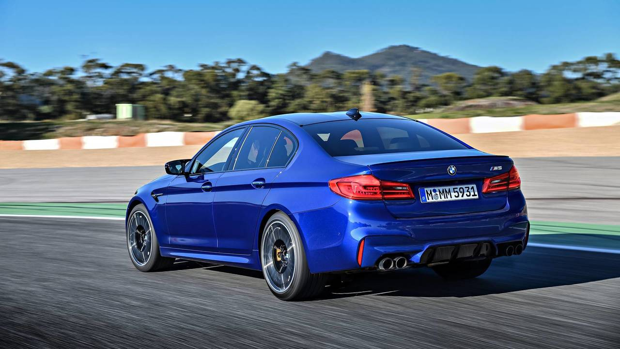 2018 bmw m5 first drive photo. Black Bedroom Furniture Sets. Home Design Ideas