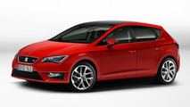 2013 Seat Leon leaked official photo