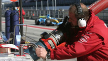 f1 Refueling has been banned in 2010