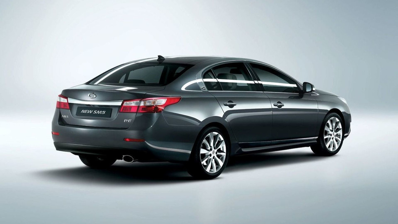 All New 2010 Renault Samsung Sm5 Released