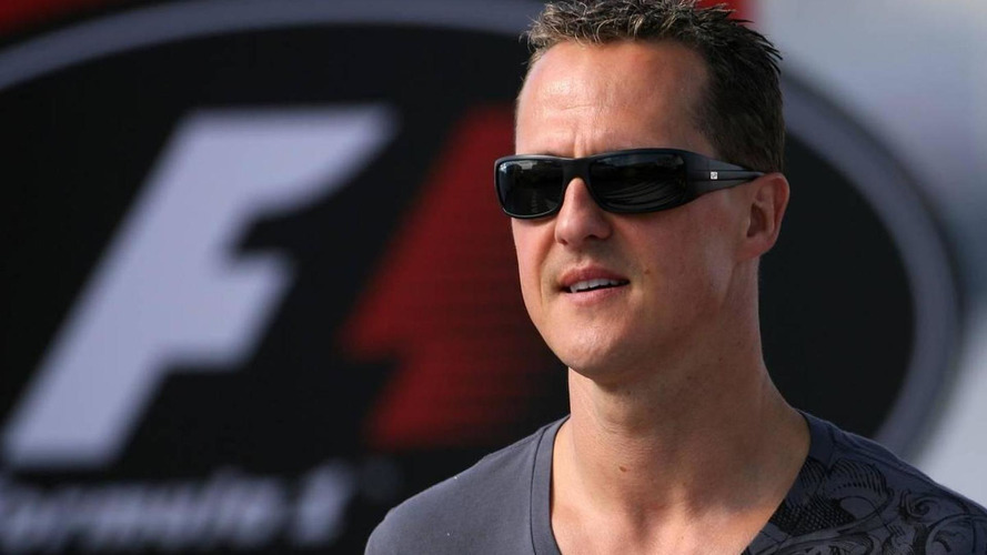 Win in 2010 would be 'very lucky' - Schumacher