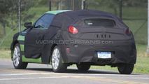 2012 Hyundai Veloster spy photos 26.04.2010