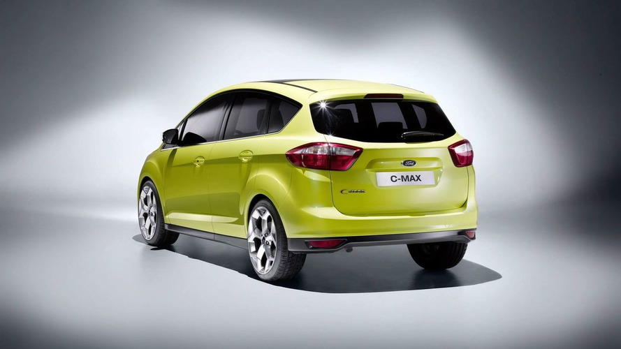 Ford C-Max & Grand C-Max Unveiled - Confirmed for North America [video]
