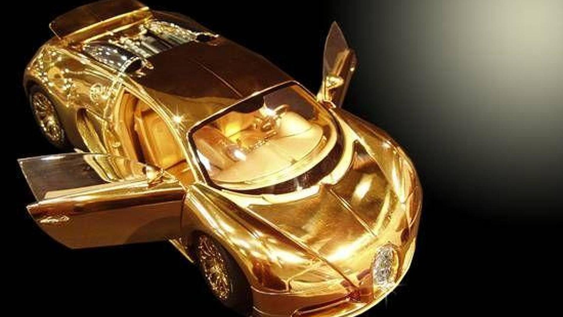 and wallpaper veyron diamond gold bugatti