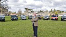 Land Rover 65th anniversary 30.4.2013
