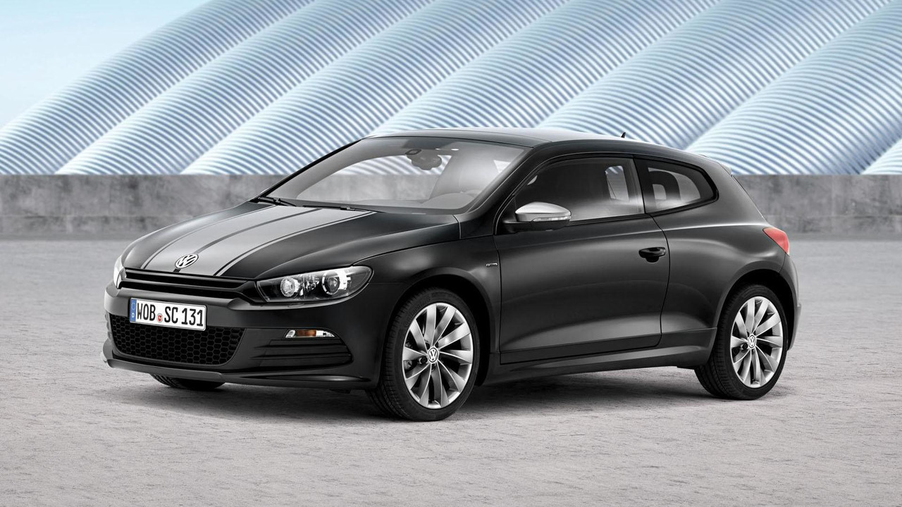 Volkswagen Scirocco Million Edition 03.5.2013