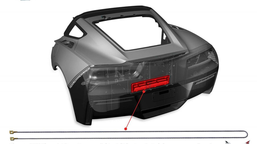 Chevrolet Corvette Stingray features lightweight 'smart material' [video]