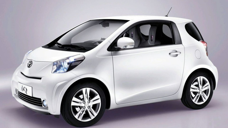 Larger Toyota IQ on the way?