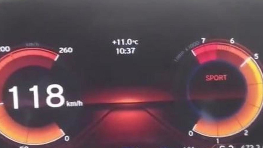 Onboard look from BMW i8 accelerating to 130 km/h [video]