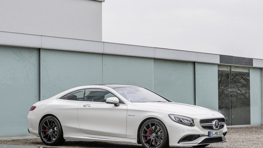 Mercedes-Benz S63 AMG Coupe goes official, debuts in New York next month
