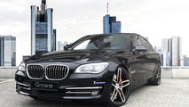 G-Power dials the previous generation BMW 760i to an M7 worthy 610 PS