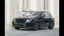 Bentley Bentayga by Mansory 001