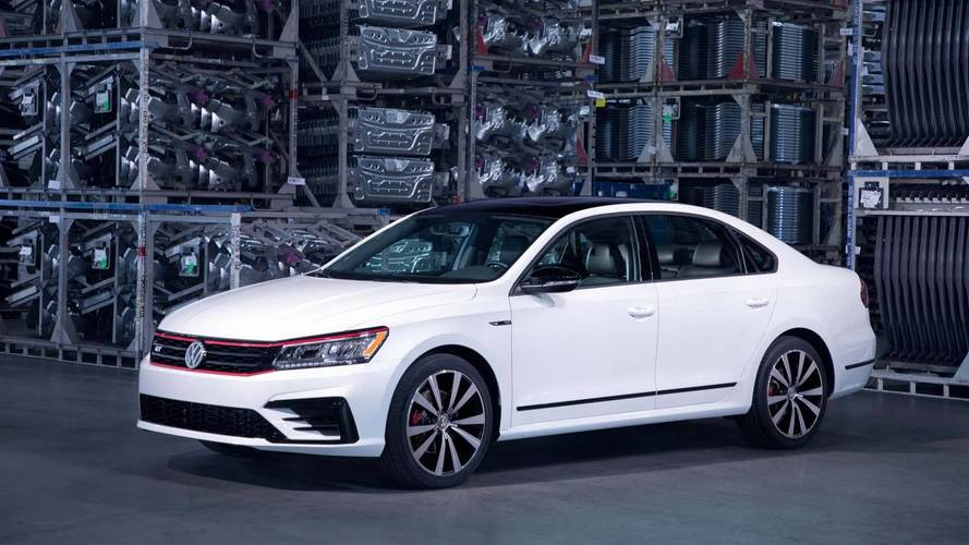 Volkswagen Offering Performance Passat GT