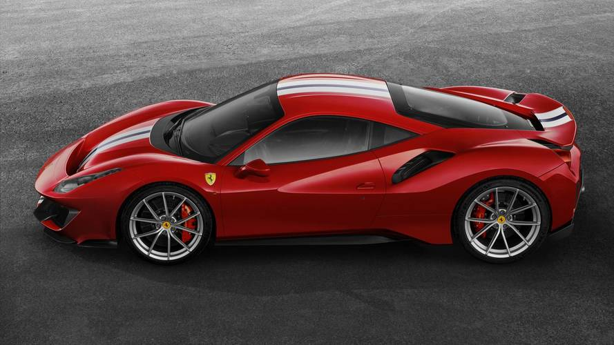 Ferrari 488 Pista is most powerful V8-engined Ferrari ever