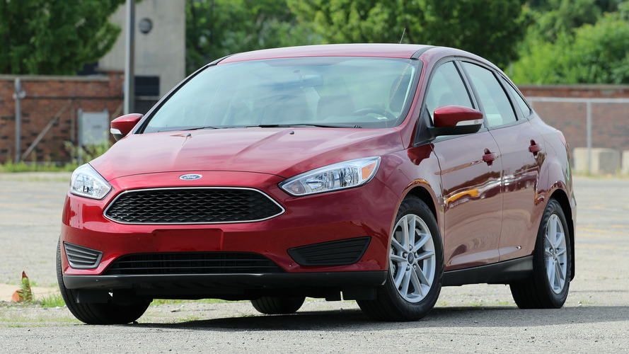 Ford Focus Production For U.S. Stopping For One Year