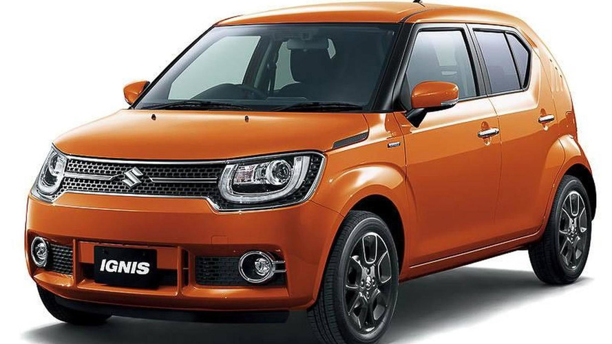 Suzuki Ignis goes official ahead of Tokyo premiere