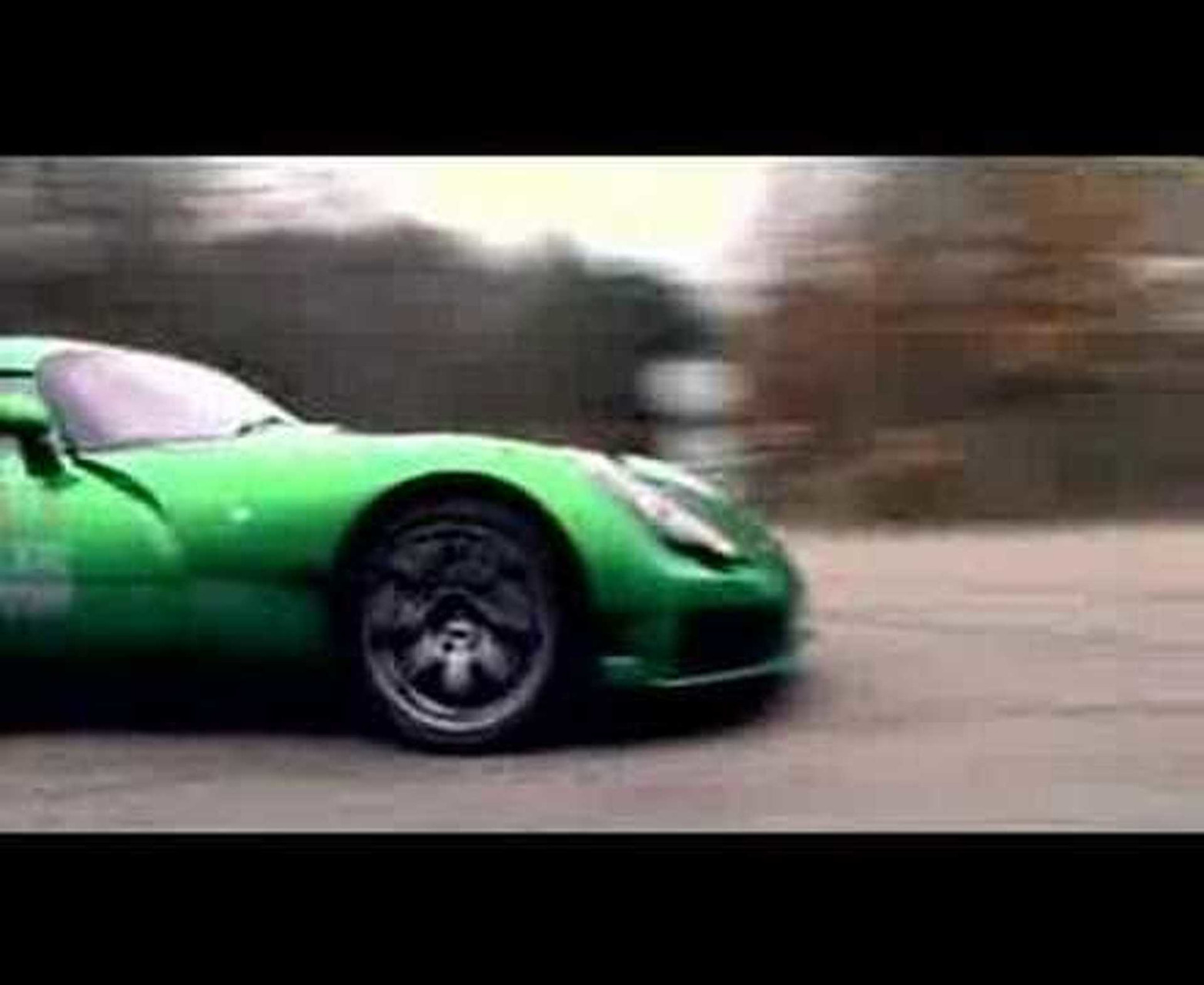 2006 TVR Sagaris - Commercial