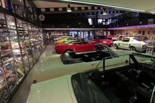 Check Out the World's Largest Scale Model Mustang Collection