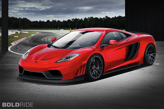 Most Popular: 2012 Hennessey McLaren MP4-12C
