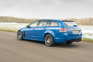 Vauxhall VXR8 Estate: The Corvette-Powered Wagon We'll Never Touch