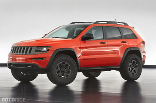 Grand Cherokee Trailhawk Concept is the Perfect Jeep