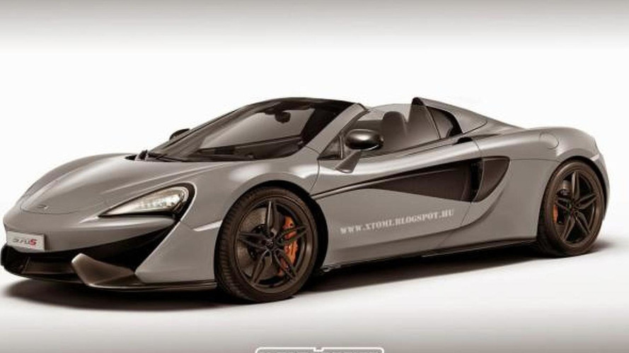 McLaren confirms two new Sport Series models are in the works