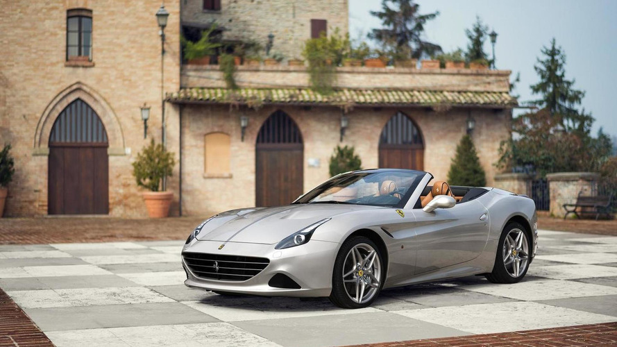 Ferrari showcases tailor-made California T in Shanghai