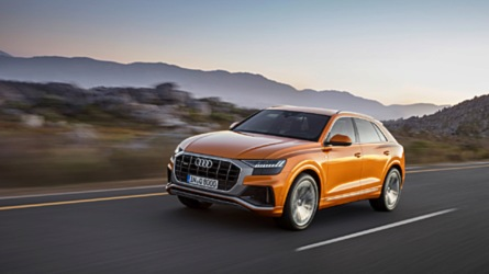 2018 Audi Q8 50 TDI İlk Sürüş: Audi'nin yeni amiral gemisi