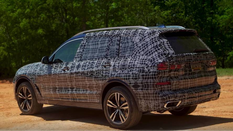 This Is The Most Comprehensive Video With The BMW X7 You'll Find