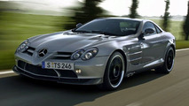 New Mercedes-Benz SLR 722 Edition