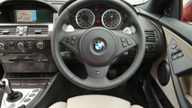 New BMW M6 (UK) - Interior